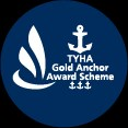 TYHA Gold Anchor Award Scheme - 3 Anchors